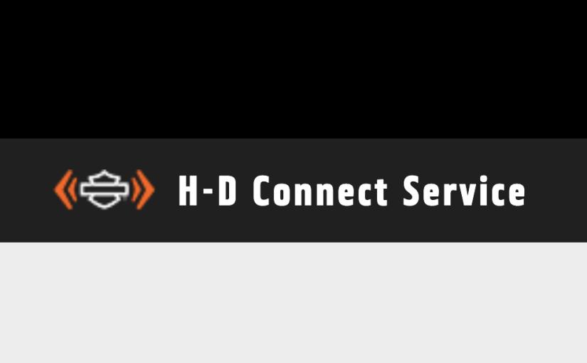 H-D Connect on a LiveWire, Part1